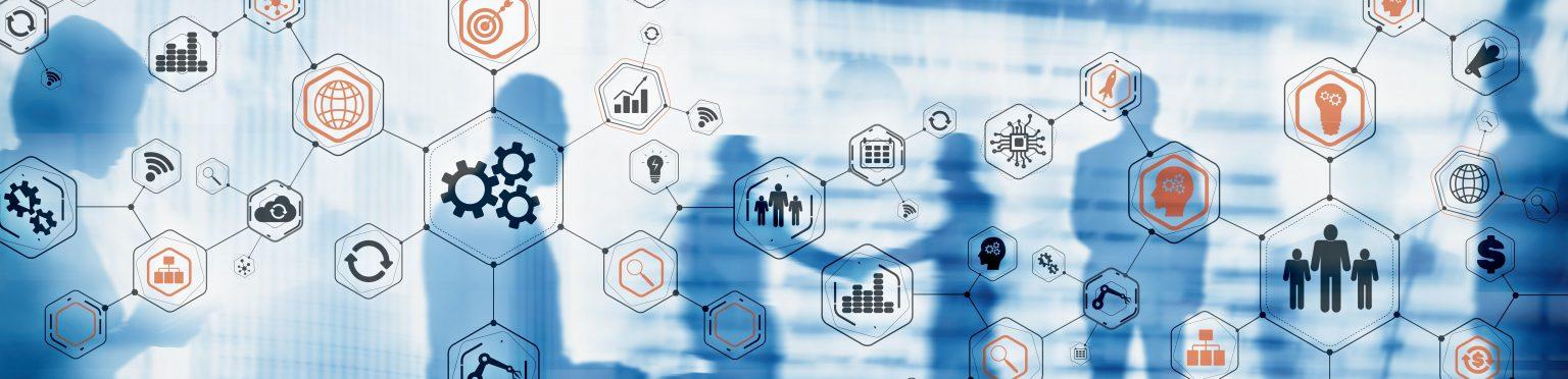 Verknüpfung Menschen und digitale Prozesse MEGAVERSAL_GmbH